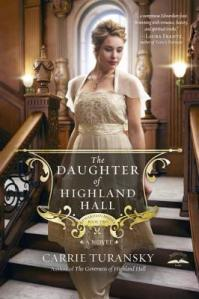 daughter of highland hall